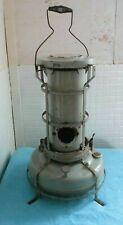 ancien feu à pétrole ALADIN blue flame heater made in England pour déco