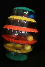 Sesame Street Elmo & Zoe Infltable Ball Toy