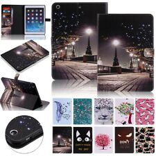 """For iPad 7th / 8th Generation 10.2"""" Smart Bumper Magnetic Leather Wallet Cover"""