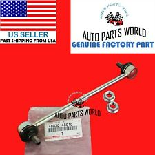 GENUINE TOYOTA VENZA HIGHLANDER AVALON RX ES REAR STABILIZER LINK BAR LINK W/NUT