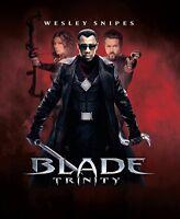 New Blade: Trinity Steel Book specification Japan Blu-ray F/S