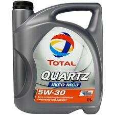 Total Quartz Ineo MC3 5W30 5W-30 Motoröl 5 Liter Öl VW Opel Mercedes BMW