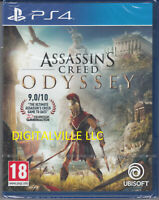 Assassins Creed Odyssey PS4 Brand New Factory Sealed