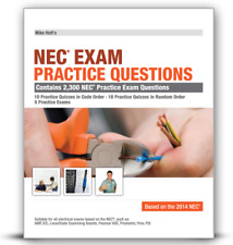 Mike Holt's National Electrical Code Exam Practice Questions Textbook, 2014 NEC