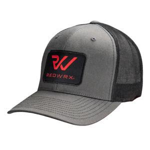 NEW Hoyt Archery Snap Back Bow Cap Hat GREY REDWRX RX1 RX3 RX4 ultra Turbo