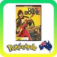David Bowie - Ziggy Stardust - Rock Milestones (DVD, 2012) - FREE POSTAGE!