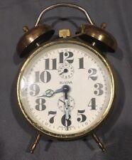 Vintage Bulova Alarm Clock