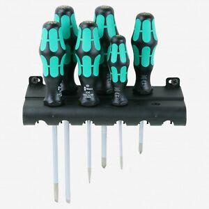 Wera 105650 Kraftform Plus Screwdriver Set
