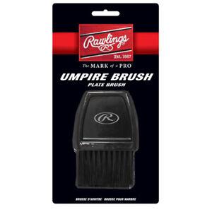 Rawlings Baseball Softball Umpire Home Plate Brush UBR