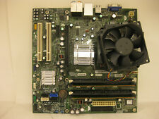 Dell Vostro 400 DESKTOP MOTHERBOARD 0GN723  Core2 2.33Ghz CPU 4GB Memory HS/Fan