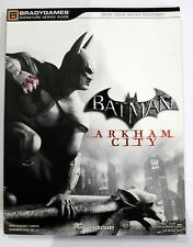 Batman Arkham City Signature Series Guide - BradyGames - Paperback - VGC