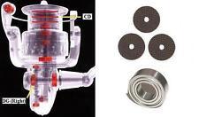 Shimano Super Tune BIOMASTER 8000XSA, 8000XSB, 8000XTA, 8000XTB