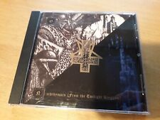 ABIGOR - NACHTHYMNEN / ORKBLUT... KULT BLACK METAL...CD