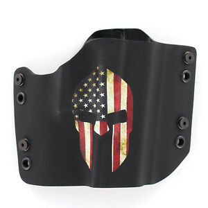 R&R HOLSTERS: Beretta, Bersa, Browning - OWB HOLSTER - Spartan USA