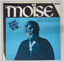 Ennio Morricone Moïse 45 tours 1974