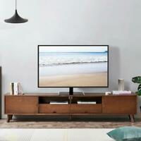 "Universal TV Stand with Mount Pedestal Base for 32"" - 55"" Samsung LG Vizio Sony"