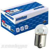 10x xenohype Kugellampe BA15s 12 Volt 5 Watt R5W KFZ