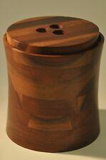 Eiswürfel Behälter Tropenholz icecube box brazil Gillon Ära vintage style design
