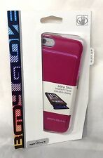 NEW!!! Body Glove Satin-Gel Ultra Thin Wallet Case for iPhone 6 / 6s - Pink