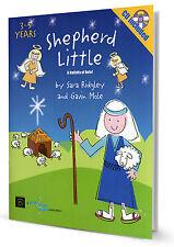 Shepherd Little Nursery Pre-School Musical Nativity Play Christmas Children Kids