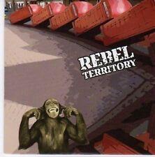 (CE516) Rebel Territory, Falling For You - 2011 CD