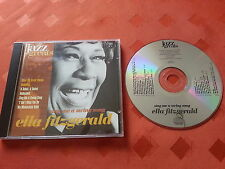 JAZZ GREATS Ella Fitzgerald CD album A1 condition 1st class post 1 day dispatch