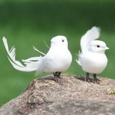 1PCS mini decorative toys artificial foam feather mini birds craft birds proEP