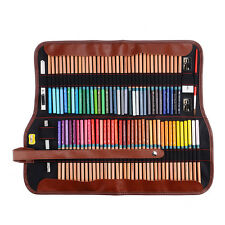 Marco Renoir Fine Art Colored Pencils Set 72 Non-Toxic Art Drawing Pens+ Gift