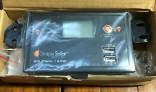 Solar Charge 165-Watt Flush Mount PWM Solar Charge Controller