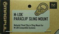 Magpul M-LOK Paraclip Sling Mount Steel Melonite-MAG607