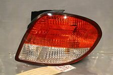 2000-2001 Hyundai Tiburon Right Pass tail light 71 4C3