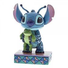 Disney Stitch mit Frosch Frog Enesco Tradition Jim Shore. Sammelfigur 4059741