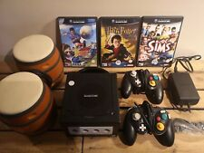 Nintendo GameCube 2 controllers, plus games all in Vgc