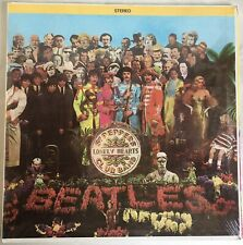 The Beatles Sgt. Pepper's Lonely Hearts Club Band LP Capitol SMAS-2653, Sealed