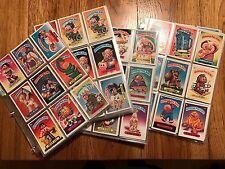 Garbage Pail Kids 1986-87 Tops Cards