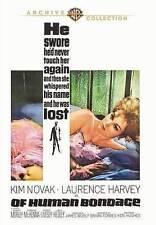 Of Human Bondage (DVD, 2014) KIM NOVAK, LAURENCE HARVEY. ARCHIVE COLLECTION