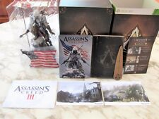 Assassin Assassin's Creed 3 III Freedom Edition Xbox 360 No Game DLC Like NEW