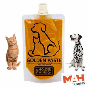 Golden Paste Turmeric Coconut Oil For Cat Dog 100g 200g For Health Vitality