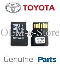 2014 2015 2016 Toyota Sienna Van GPS Navigation Micro SD Card U.S Canada Map OEM