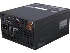 Seasonic PRIME Ultra 850W 80+ Platinum Power Supply, Full Modular, 135mm FDB Fan