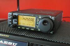 Icom IC703 HF QRP SSB AM FM CW Transceiver with Built in ATU  - RadioWorld UK