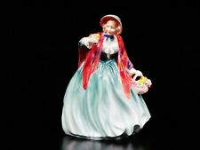 Royal Doulton Figurine Lady Charmian Signed Hn 1948 Hand Made and Hand Decorated