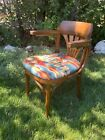 Thonet Style Bentwood Seat Parlor Bistro Cafe Chair DREVOUNIA