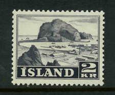 Iceland  Scott #267 Facit #305 Mint  Cats $37.50