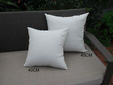 Outdoor Plain Green Colour Coordinate Cushion Covers 40 or 45cm Au Made