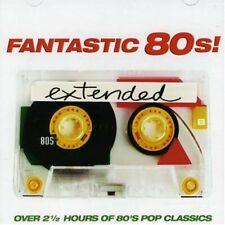 Various - Fantastic 80's extended - Various CD 9UVG FREE Shipping