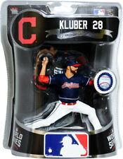 "Corey Kluber Cleveland Indians W.S. Imports Dragon Baseball Figure 6"" L.E. /2000"