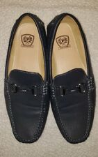 Phat Classic Mens Loafers Dress Shoes - Gray Leather - US 13
