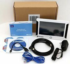 "NEW Swann SRNVW-470LCD Wi-Fi Security System NVW-470 4-Channel 7"" Video Monitor"