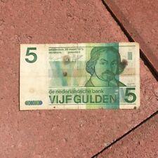 Netherlands ~ 5 Gulden 1973